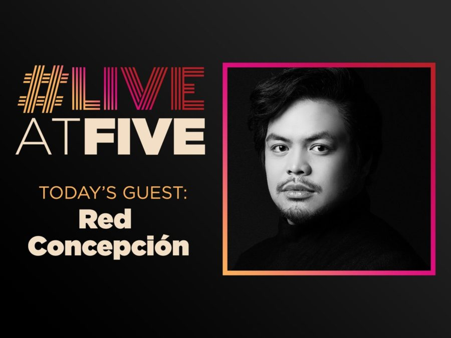 Still - Live at Five - Red Concepcion