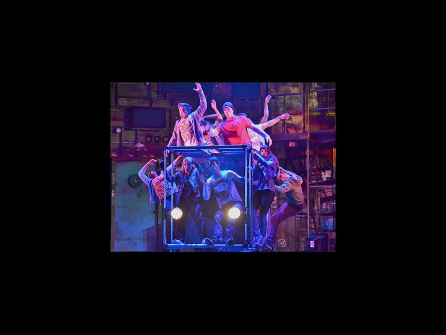 PS - American Idiot - tour - non equity - wide - 9/12