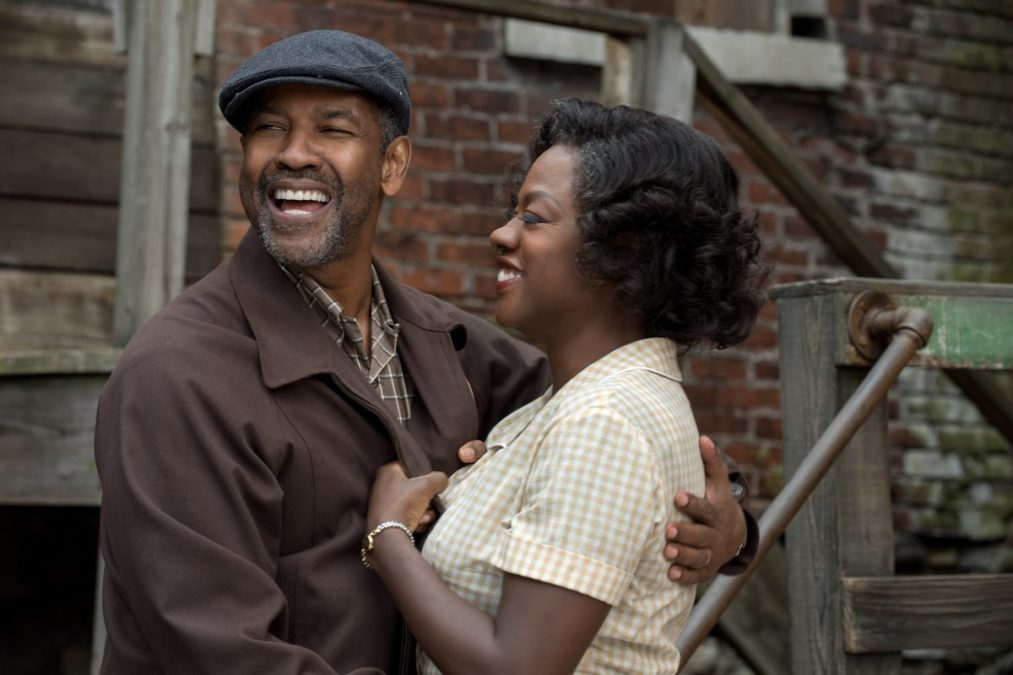 Fences - Denzel Washington - Viola Davis - photo - Paramount Pictures - 9/16