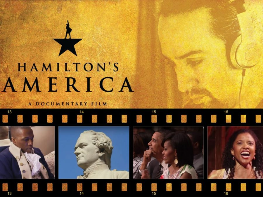 HAMILTON DOC FEATURE  - 10/16 - with film strip