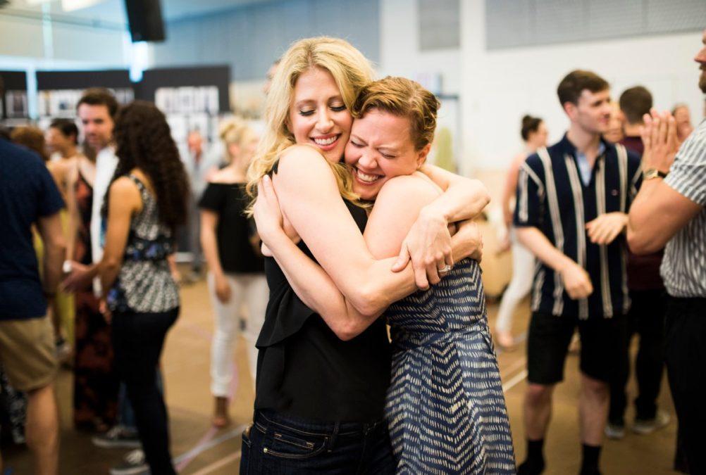HS  - Frozen Rehearsal - 6/17 - Jenny Anderson