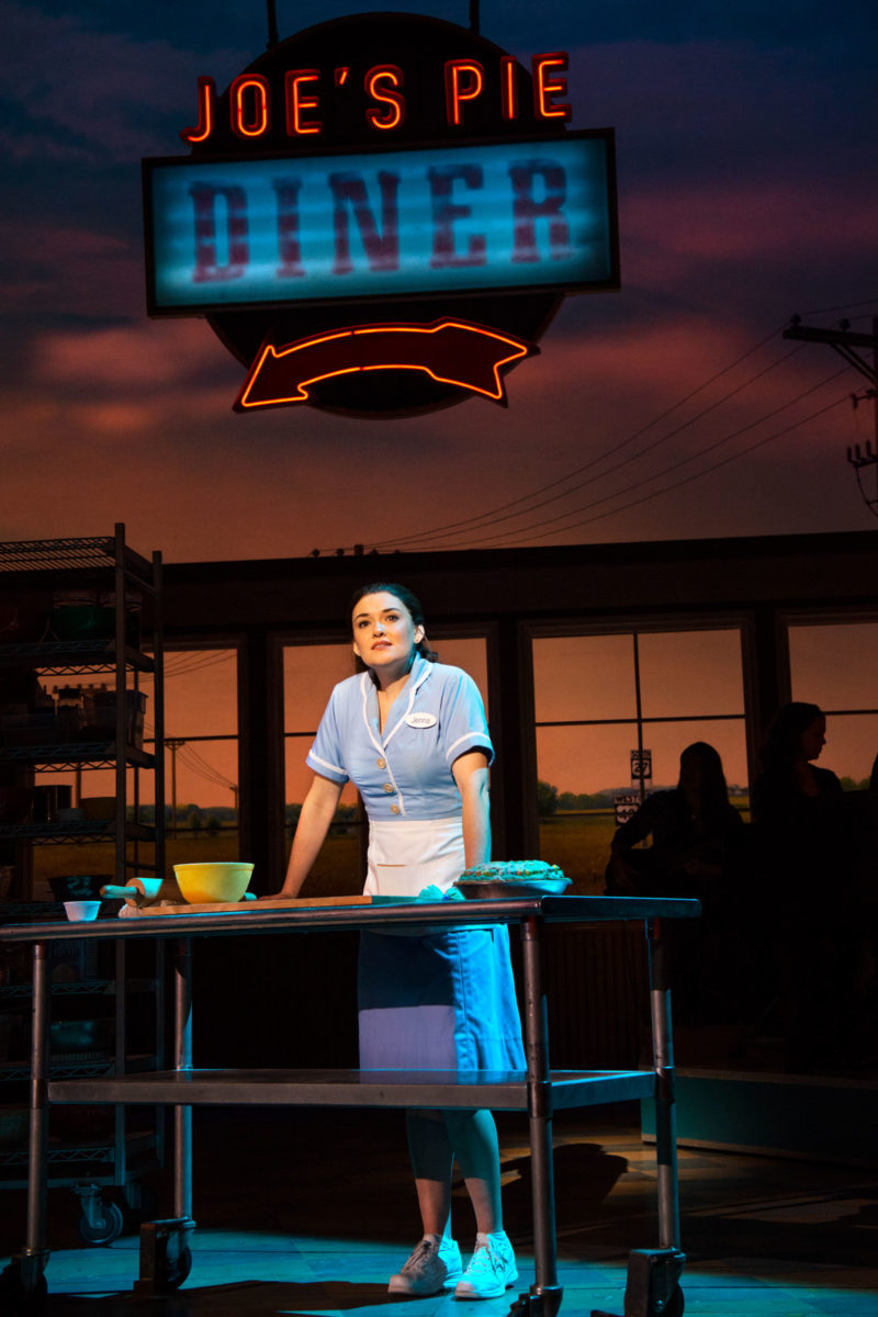 Christine Dwyer in the Tour of Waitress Credit Philicia Endelman DSC_1506