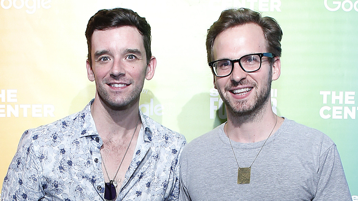 Michael Urie - Ryan Spahn - John Lamparski/Getty Images
