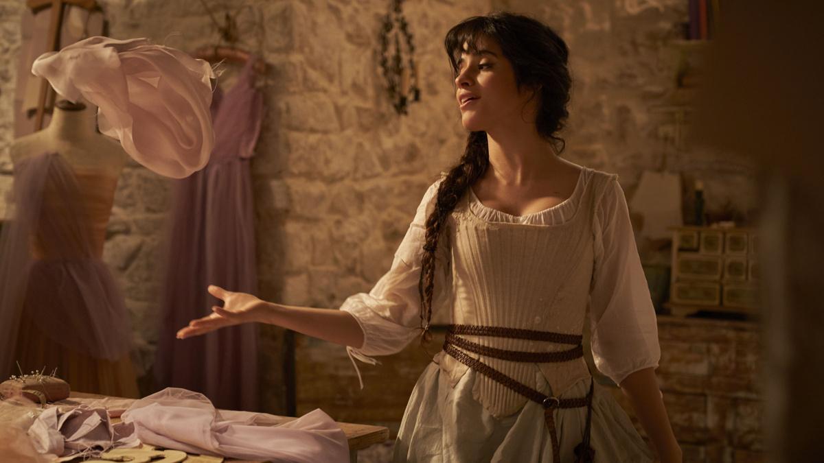 Cinderella - Camila Cabello - 5/21 - Amazon Prime Video