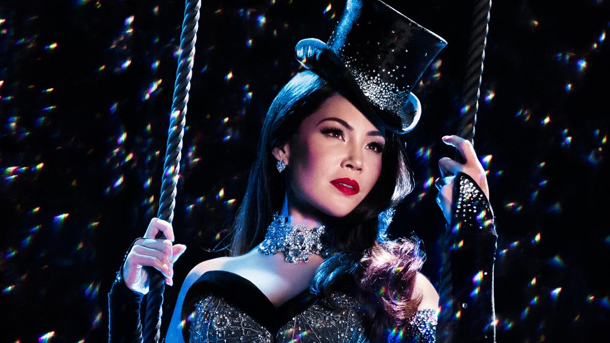 Natalie Mendoza - Moulin Rouge - 8/21 - Matthew Murphy